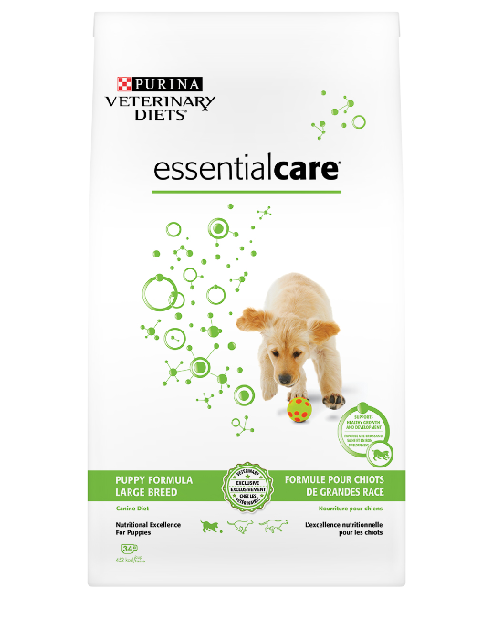Essentialcare puppy large breed 2019