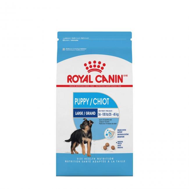 Royal canin chiot grande race